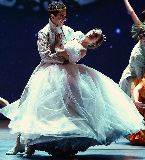 #Cinderella with Laura Osnes and Santino Fontana- Broadway #musical by Rodgers & Hammerstein