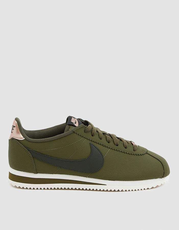 1c6c0a6b480 ShopStyle Collective | Shoes | Nike classic cortez leather, Nike ...