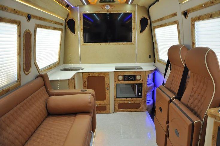 mercedes benz sprinter vip custom design erduman minibus photo 1 my future cars. Black Bedroom Furniture Sets. Home Design Ideas