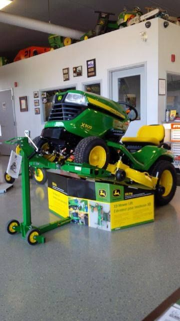 John Deere Tractor Lift Problems : Best images about john deere lawn tractor on pinterest
