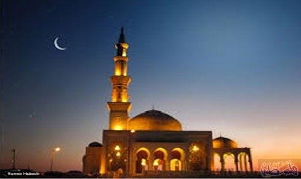 حكم من سمع أذان الفجر وهو يجامع زوجته في شهر رمضان Photo Editor Free Mosque Masjid