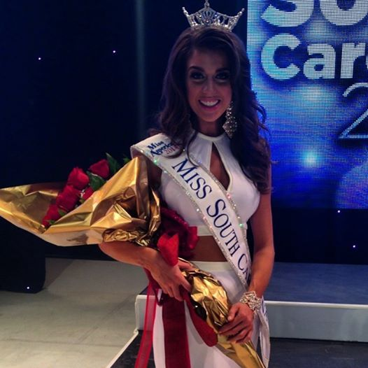 Lanie Hudson Crowned Miss South Carolina 2014 for Miss America 2015