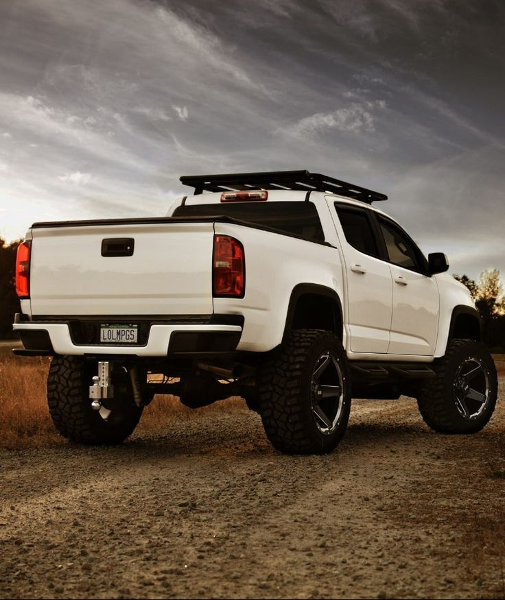 Chevy Colorado Gmc Canyon: 414 Best Images About Automobiles On Pinterest