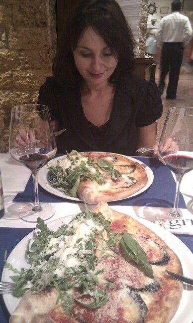 Kolacja w Mediolanie:-)