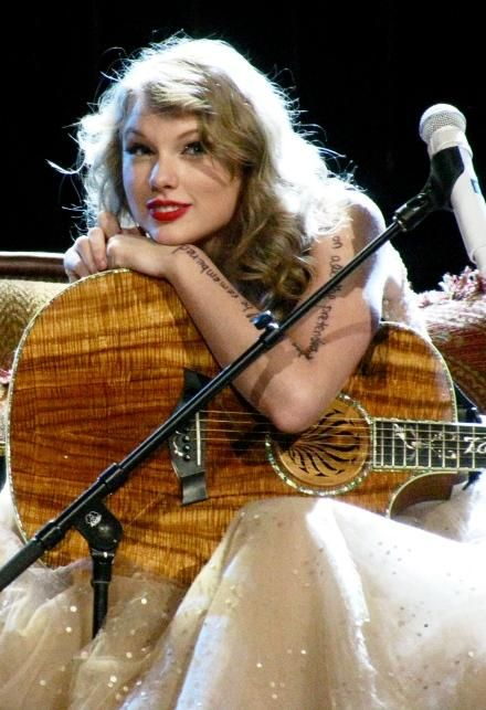 """In your life you'll do things greater than dating the boy on the football team."" Taylor Swift"