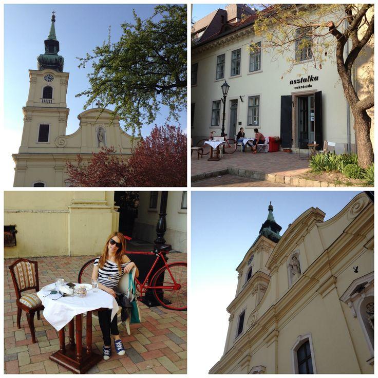 Asztalka Cukrászda (1013 Budapest, Döbrentei utca 15)