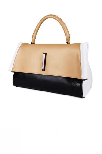 Raoul Magritte Top Handle Bag