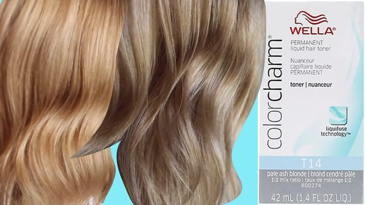How To Tone Blonde Hair And Get Rid Of Brassiness Using
