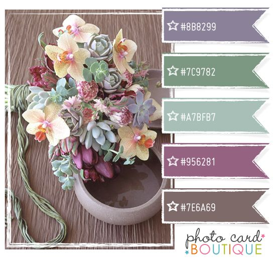 Photocard boutique PCB-3-26-2012  Ooh love this combination. another must try!