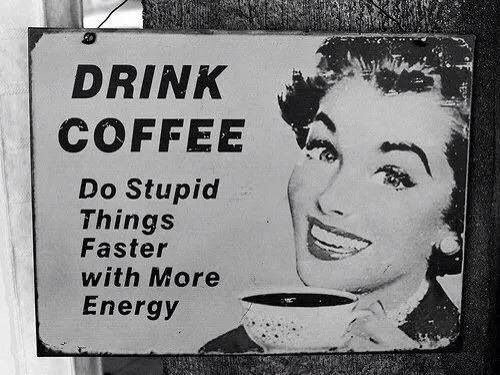 So drink up ;))