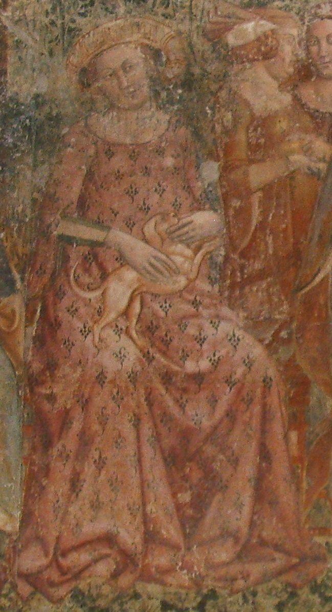1336-41 Bonamico di Martino da Firenze known as Buffalmacco-Triumph of death, fresco det
