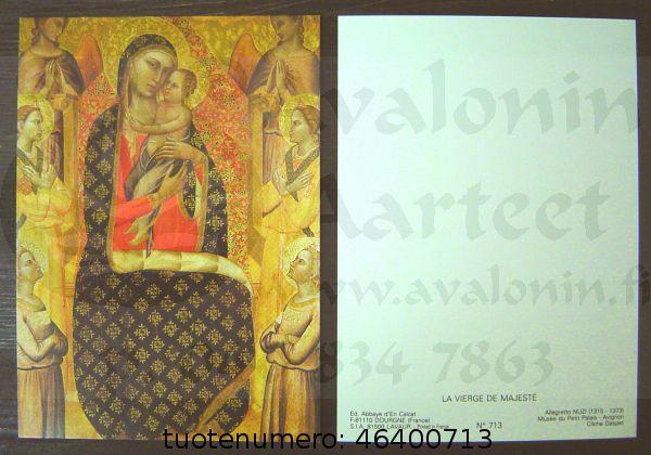 La Vierge de Majesté