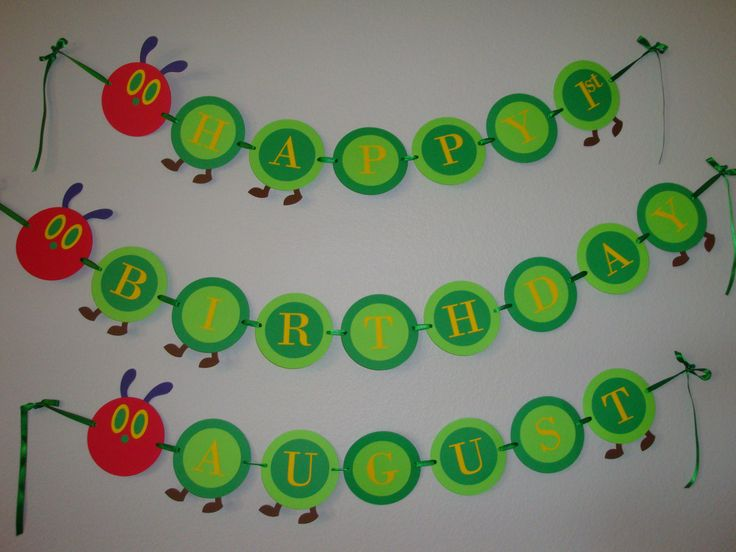 26 best Hungry Caterpillar Birthday Ideas images – Hungry Caterpillar Birthday Card