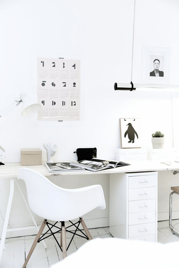 Via Vastanhem | Eames | Snug Studio Poster | Home Office