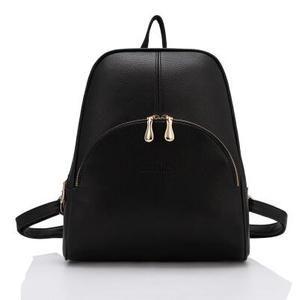 2015 New Casual Women Backpack Female PU Leather Women's Backpacks Bagpack Bagsintothea