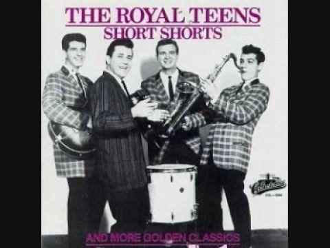 Short Shorts by The Royal Teens | Daily Doo Wop