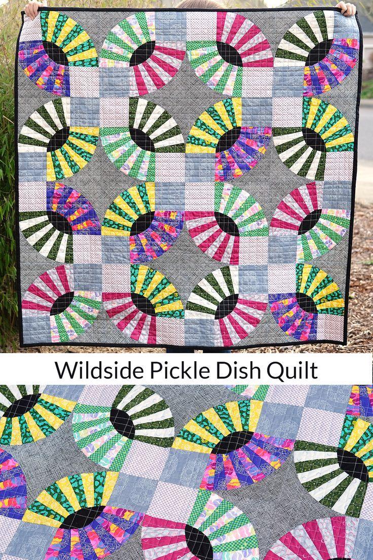 Wildside Pickle Dish Quilt