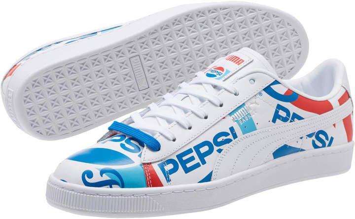 PUMA x PEPSI Basket Sneakers | Sneakers