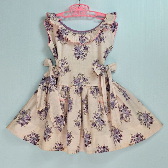 This vintage toddler dress is awesome too!