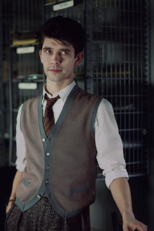 "Still of Ben Whishaw in ""The Hour""-one very talented actor."
