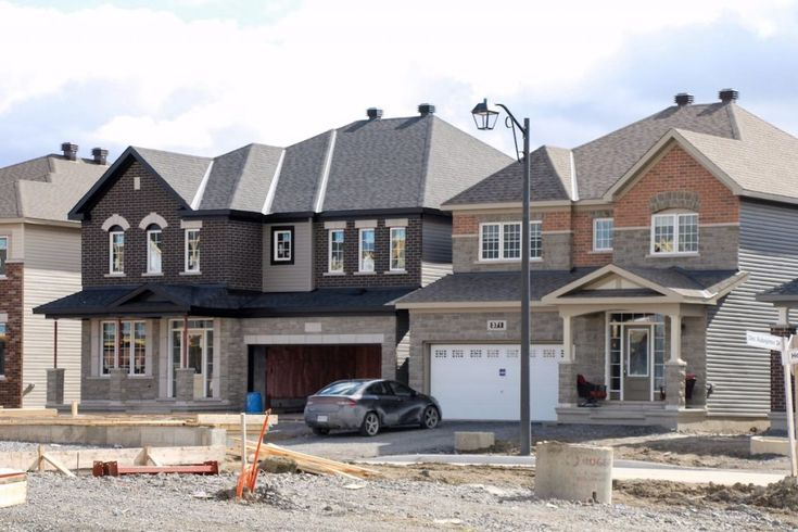 Is Ontario's housing market about to take a breather These economists say yes