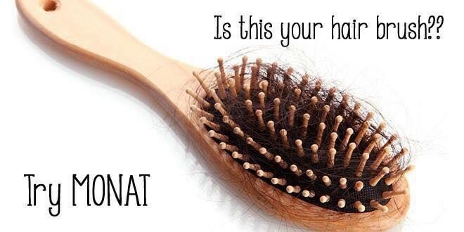 Is This Your Hair Brush Try Monat Itworks Monatforhealth Nobadhairdays Natural Monat Hair Monat Hair