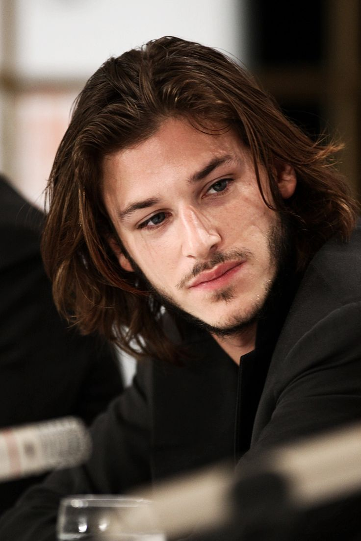 Gaspard Ulliel. I don't even know who this is but DAMN.