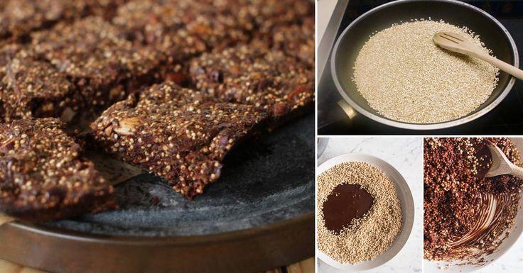 Una idea para postre o snack fácil, sabroso y saludable. Lee más en La Bioguía.