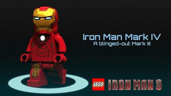 lego iron man mark 34 - photo #30