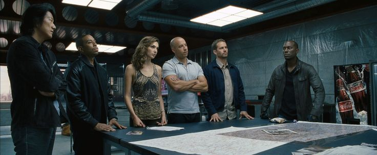 gal gadot fast and furious   FAST AND FURIOUS 6 (2013): 9 Movie Photos: Diesel, Walker, Johnson ...