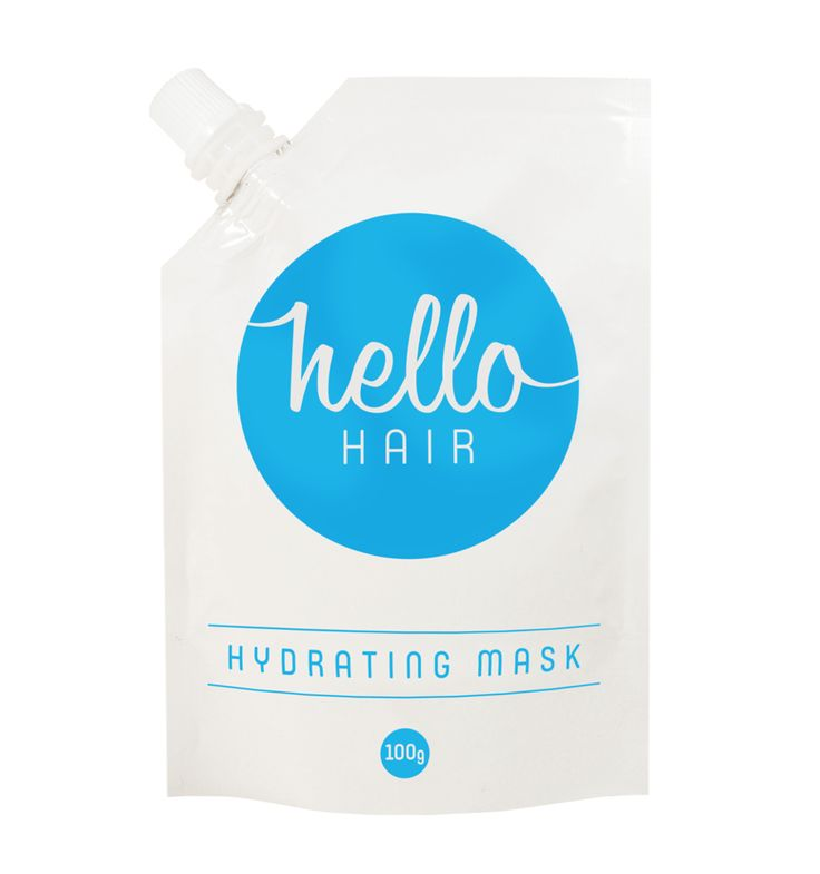 Hello Hair Hydrating Mask 100g