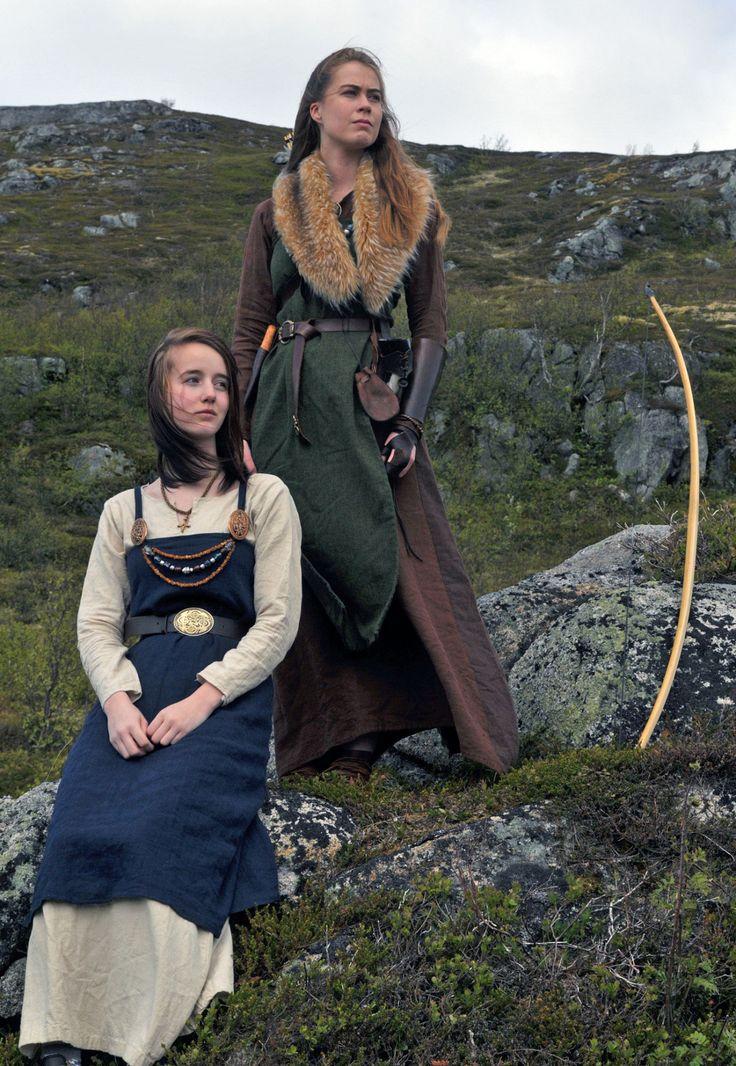 """annethearcher: """"Viking Women """""""