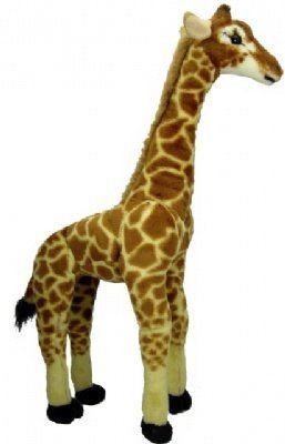 Large Standing Plush Giraffe  Order at http://amzn.com/dp/B000PC62EQ/?tag=trendjogja-20
