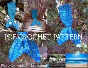 Free Crochet Mermaid Tail Pattern - Bing Images