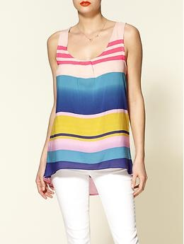 Love these gradient stripes!: Gradient Stripes, Style, Piperlime, Gotta, Summer Stripes, Products, Tanks
