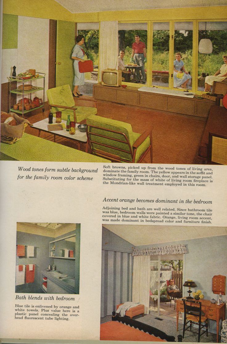 54 best mid century modern advertisements images on pinterest