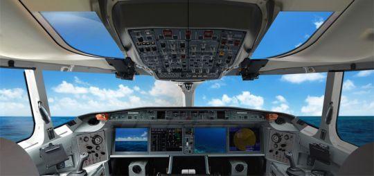 Un sous-marin de luxe inspiré des jets privés