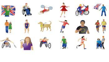 One disability emoji isn't enough ♿. So we've made 18 to celebrate World Emoji Day