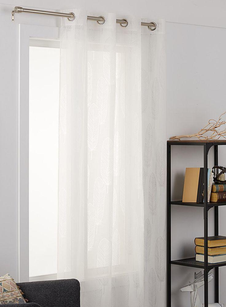 Les 25 meilleures id es de la cat gorie rideaux et voilages sur pinterest rideaux rideau for Voile et rideaux