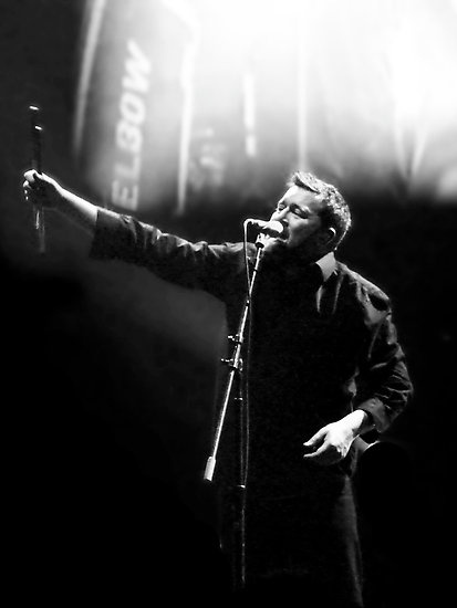 Guy Garvey, you lovely, talented man.