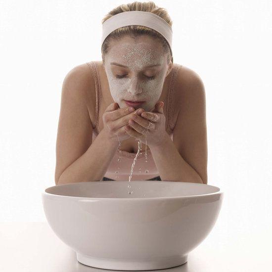 DIY acne scar treatment