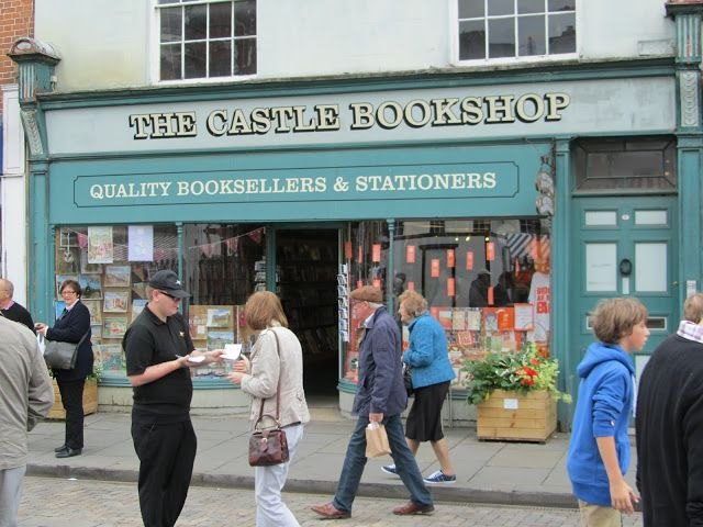 The Castle Bookshop, Ludlow