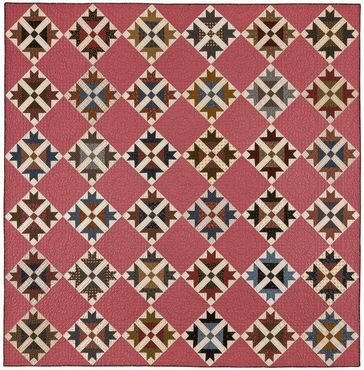 58 best Bonnie Blue/Red Crinoline Quilts - Paula Barnes images on ... : red crinoline quilts - Adamdwight.com