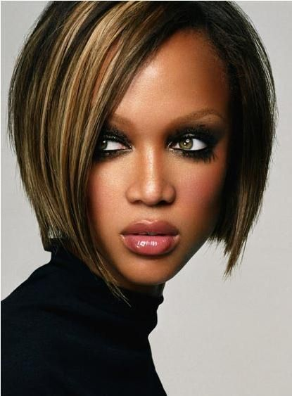 Strange 1000 Ideas About Tyra Banks Short Hair On Pinterest Haircuts Short Hairstyles Gunalazisus