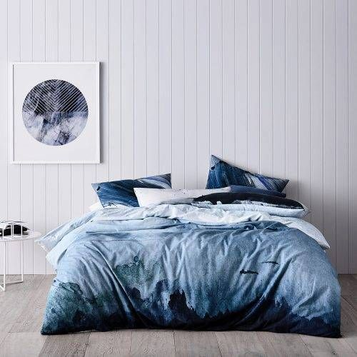 Home Republic Storm Quilt Cover Set, doona covers, bedlinen