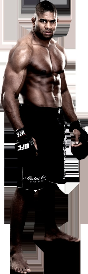 Alistair Overeem - Official UFC® Fighter Profile