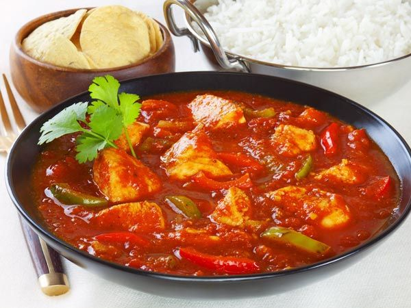 Chicken with Garlic and Tomatoes