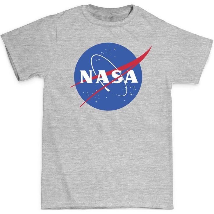 NASA Space Program Meatball Logo Toddler 100% Cotton T-Shirt