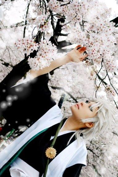 Hitsugaya Toushirou | Bleach #cosplay #anime #manga