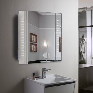 Lighted Bathroom Mirrors With Shaver Socket